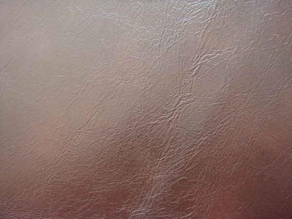 Oil wax fine leather semi PU leather feels better than leather